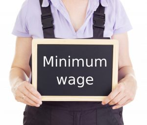 National Living Wage rates increase