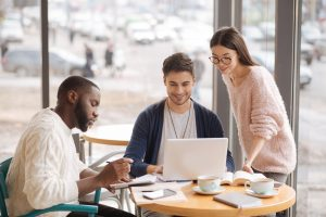 millennials in the office